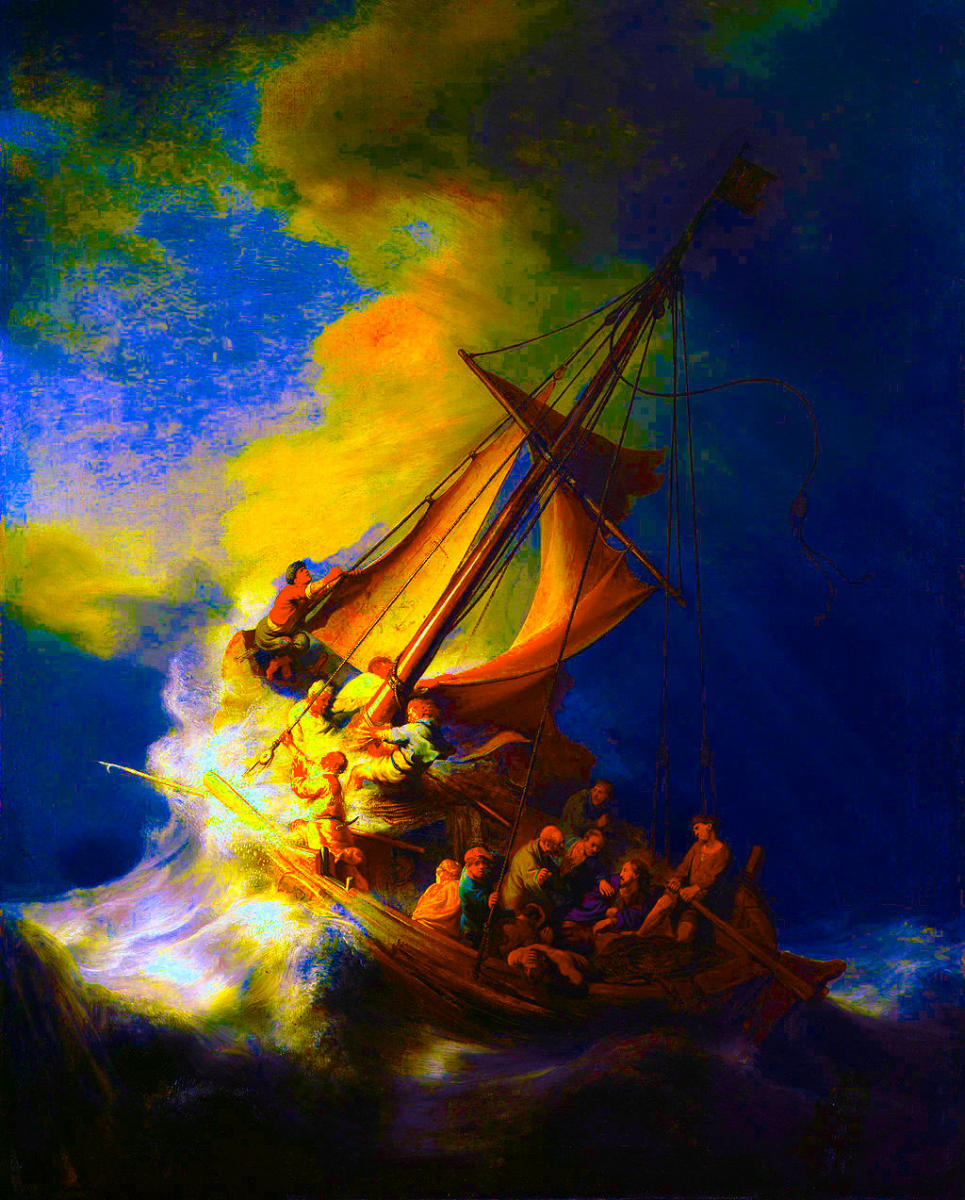 REMBRANDT REVISITED DIGITAL TO ORDEER